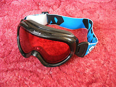 New Adults Bolle Snow Goggles Skiing Snowboarding Ski Snowboard
