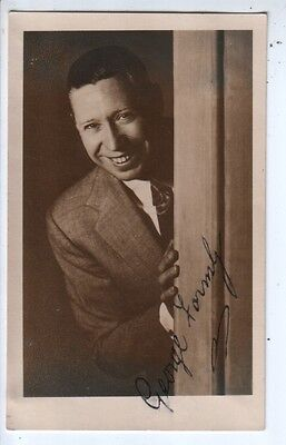 C20th Music Hall Comedian, George Formby - Signed