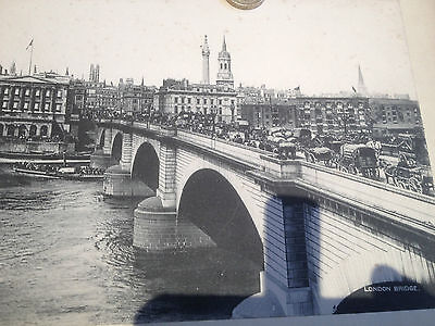 c1830 IMAGE ALBUM x 70 B&W IMAGES LONDON, WALES CHESTER Horse & Cart Trams