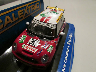 Scalextric Mini Cooper S Depper No30 Dpr C3103 New