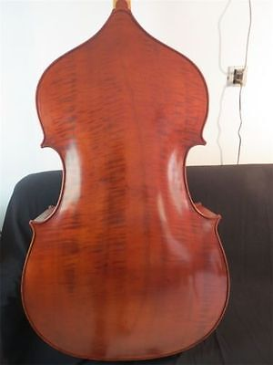 Hand-made solid wood professional Song master upright double bass 1/2