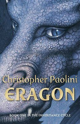 Eragon Book One (The Inheritance Cycle) - Christopher Paolin, New Paperback