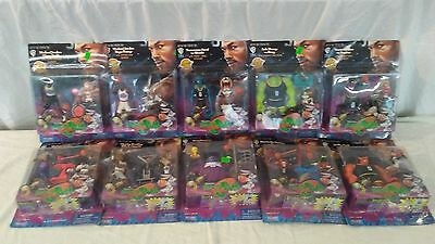 Space Jam 1996 Original Collectible Toys (Unopened)