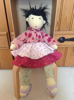 Moulin Roty Ting Ting Doll - Limited Edition With Box