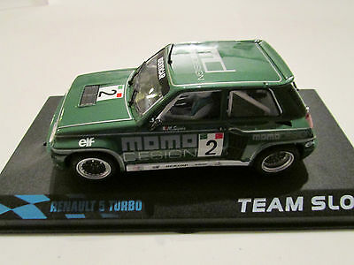 Scalextric / Rare  Team Slot  Renault 5 Turbo New