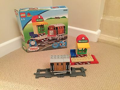 Thomas Duplo 5555 ( Toby And Wellsworth Station) Boxed