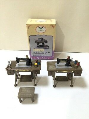 Vintage Japan 1987 Sylvanian Families (Calico Critters US) Singor Sewing Machine