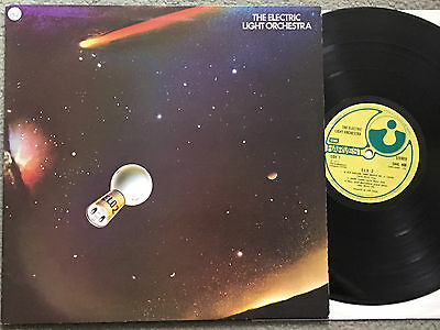 THE ELECTRIC LIGHT ORCHESTRA - ELO2 - 1st PRESS  UK HARVEST A2/B2  LP