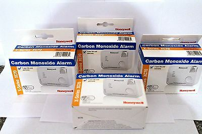 Honeywell XC70-en - Carbon Monoxide Alarm - Boxed and brand new product