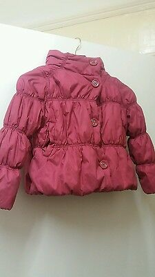 Marks and Spencer coat age 6-7 yrs very nice