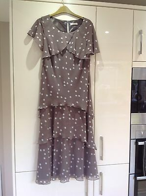Jaques Vert Occasion /cocktail/mother Of The Bride Dress Size 10
