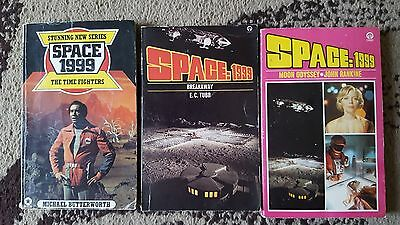 Space 1999 The Time Fighters & Breakaway & Moon Odyssey Gerry Anderson
