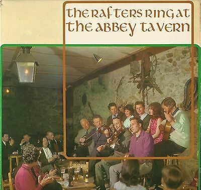 Various Artists :  The Rafters Ring at the abbey Tavern 33 RPM LP 1965