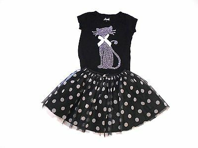 Girls Skirt & Top Outfit Age 6-8 Years