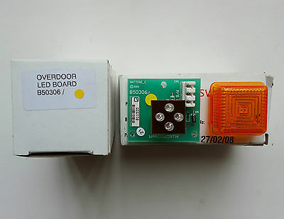 WANDSWORTH DISABLED PERSONS CALL SYSTEM REPLACEMENT OVERDOOR LED BOARD and LENS