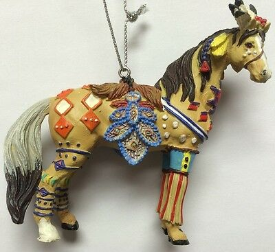 HORSE OF A DIFFERENT COLOR - Dancer - Christmas Ornament - Resin