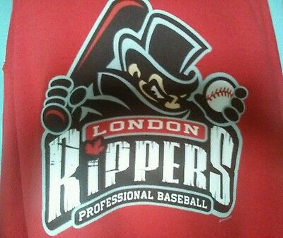 Rare London Rippers hoodie  Frontier League MLB