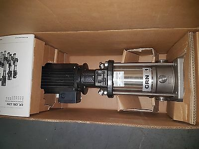 New - Pump  Grundfos CRN 1, 1.5HP, 575VAC 3 Phase