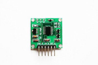 New Voltage to PWM 0-5v 0-10v to PWM 0-100% Linear Conversion Transmitter Module