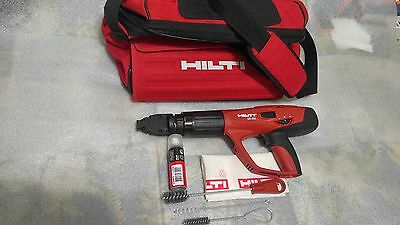 Hilti DX460 Powder-Actuated Tool with hilti tool bag (USED)