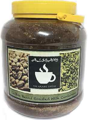 Alsham The Original Arabic coffee 1 kg with Cardamom.