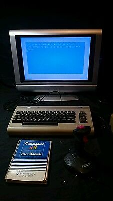 Vintage Commodore 64 Basic V2  Computer