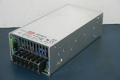 "Mean Well HRP-600-12 12VDC 53A Power Supply 100-240VAC Input ""NEW"""