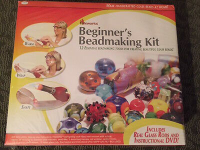 Fireworks Beginners Beadmaking Kit - UNOPENED