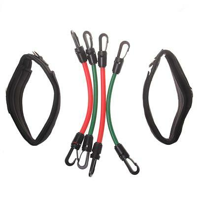 New Leg Resistance Bands Tubes Exercise Workout Power Gym Training Tools