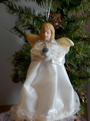 Holiday Ornament - BLONDE ANGEL #68