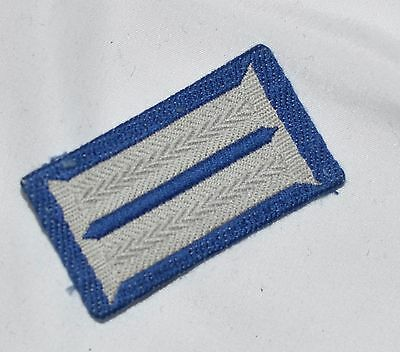 German WWII COLLAR Insignia badge patch