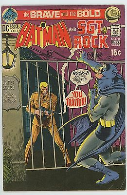 The Brave and the Bold #96 (Jun-Jul 1971, DC)
