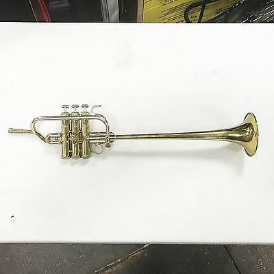 Bach Stradivarius Model 311 Bb Piccolo Trumpet removable / tunable bell RARE