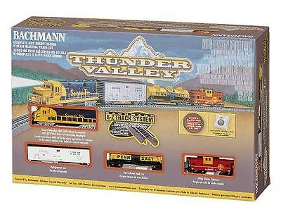Bachmann Industries Thunder Valley N Scale Ready to Run Electric Train Set NEW