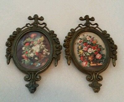 Ornate Metal Frames. Made in Italy.