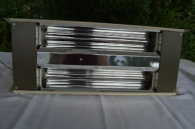 Chromalox Infrared Radiant Heater RD026-60S & 2 Heating Elements 874423 240V