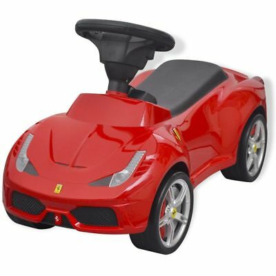 Children/Kids/Toddlers Ride-on Car with Horn Sound Toy Gift Red Ferrari 458