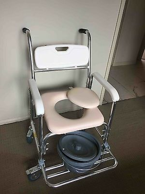 Commode / Shower Chair - small