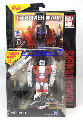 82234 Transformers Generations Combiner Wars Deluxe Class AIR RAID Special offer