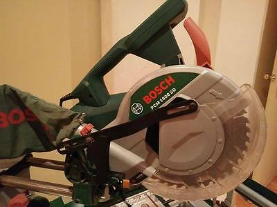 Bosch Duel Bevel Slide Mitre Saw with Stand