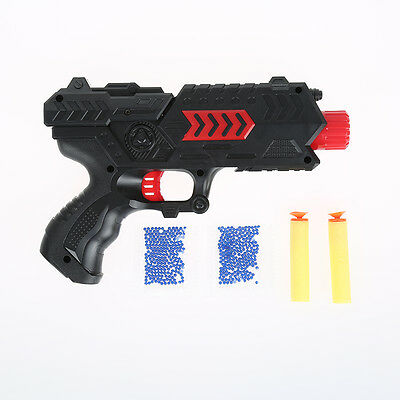 Water Crystal Gun 2-in-1 Paintball Soft Bullet Kids Toy CS Game Children Gift RY