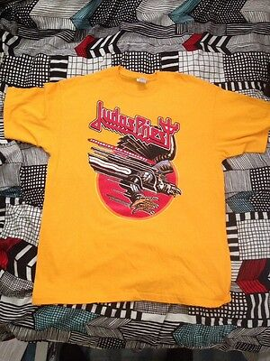 Judas Priest Screaming for Vengeance Adult XL t shirt