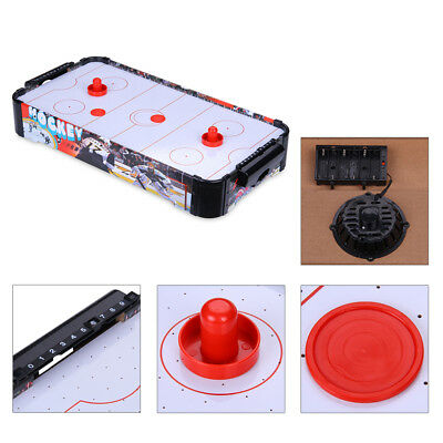 Excelvan Mini Table Top Air Hockey Game 27 Inches Air Hockey Table