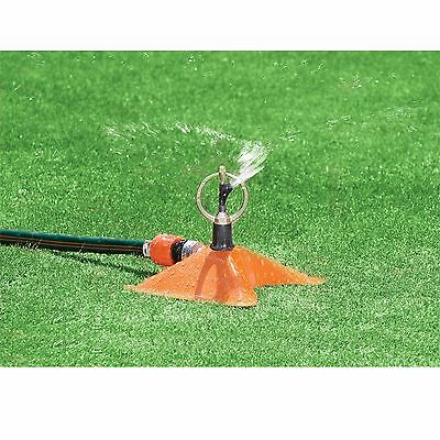 Pope MONARCH SPRINKLER Full 10m Circle Coverage,12mm Hose End Fitting*Aust Brand
