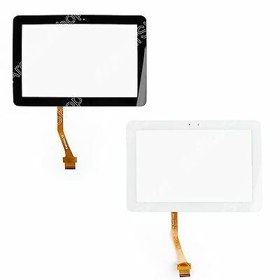 """Front Touch Screen Digitizer Glass For Samsung Galaxy Tablet GT-P7500 10.1"""" BS4"""