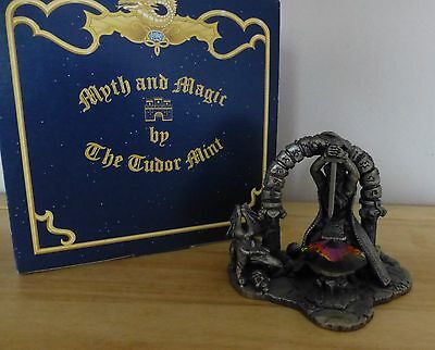 TUDOR MINT Myth and Magic - The Destroyer of the Crystal Pewter Figurine
