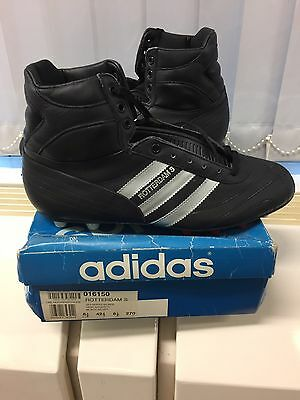 Vintage Adidas Rotterdam S. Made In West Germany. UK 8,5 1980's Football Soccer