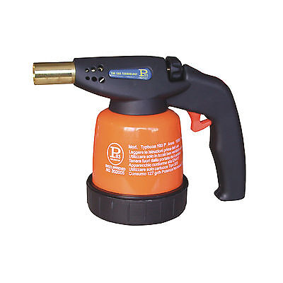 Cannello Saldatore A Gas Professional  Typhoon 100P Acc. Piezo