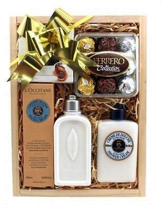 *BRAND NEW* Beautifully Boxed L'Occitane Gift Hamper | Perfect Luxurious Gift