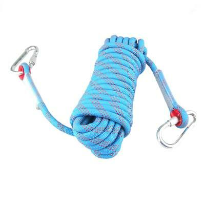 Static Tree Arborist Rigging Rock Climbing Rope Safety Equip Gear 12mm 25KN